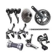Shimano TIAGRA 4700 Road Bicycle Groupset Bike Kit 10 2×10 Speed  170mm  50/34T 52/36T