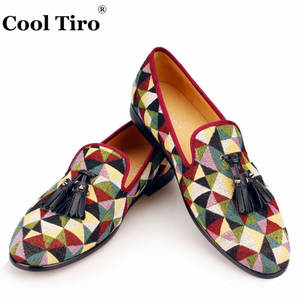COOL TIRO Loafers Wedding Men s Dress Shoes leather bfecf33a0796
