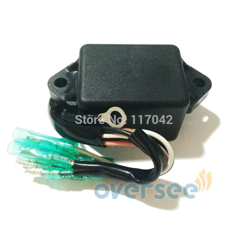 OVERSEE 6F5-85540-22 CDI UNIT 6F5-85540-21 For YAMAHA 40HP Parsun 36HP Outboard Engine
