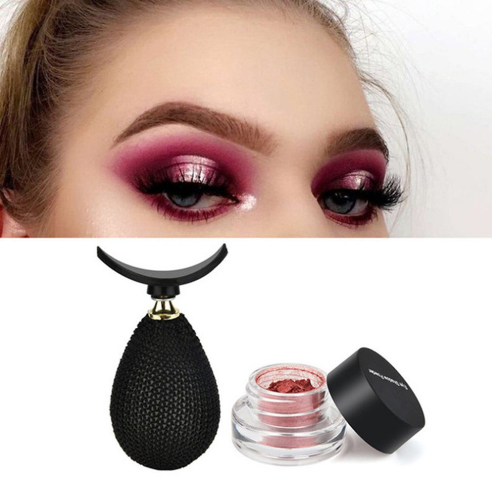 Eye Shadow Back To Search Resultsbeauty & Health Constructive New Lazy Silicon Eye Shadow Stamp Crease Eyeshadow Stamp Glittering Lazy Applicator Silicon Eyeshadow Seal Makeup Accessories Cheap Sales 50%