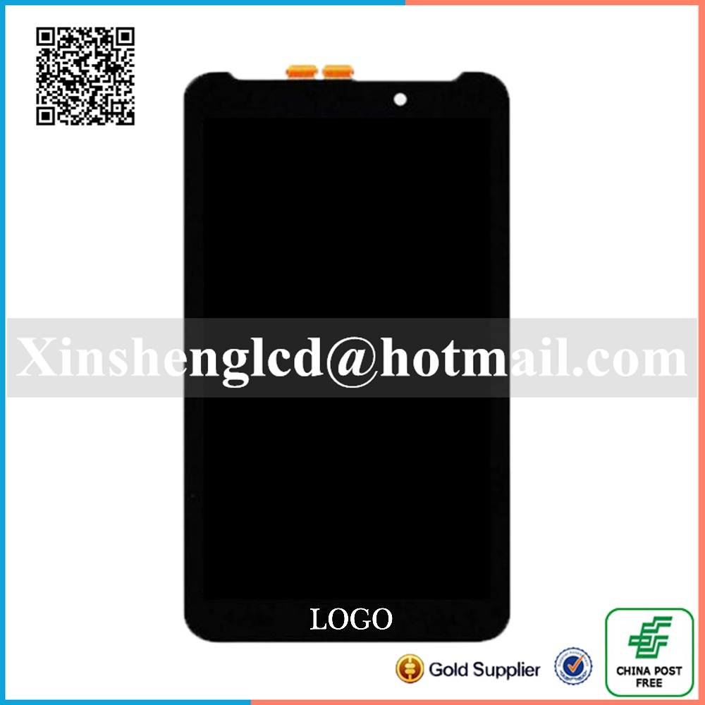 Black Free shipping LCD Screen Display + Digitizer Touch Assembly For Asus Memo Pad 7 ME170 K012 ME70CX 5581L Tracking code 5pcs lot100% new original for zte grand memo 5 7 n5 u5 n9520 v9815 lcd display touch screen assembly free shipping 100% tested