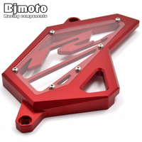 BJMOTO For Yamaha YZF R3 MT03 MT25 2015 2018 YZF R3 ABS 2017 2018 YZF R25 2013 2018 CNC Frame Hole Cover For Front Drive Shaft