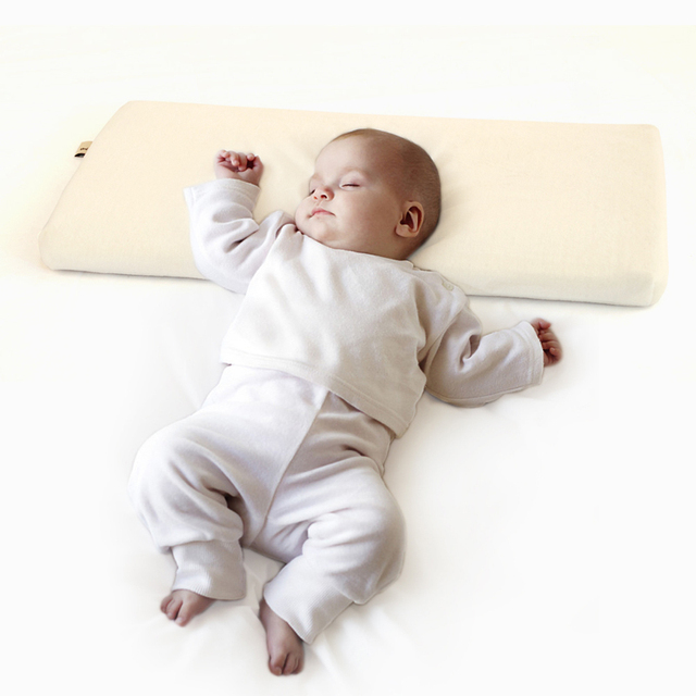 Youni bebê travesseiro moldar travesseiro memória memória espuma travesseiro de veludo de algodão