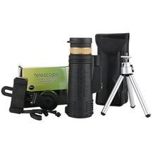 NANOO 18X62 HD Monoculars Binoculars Night Vision High Clarity with Tripod Compass