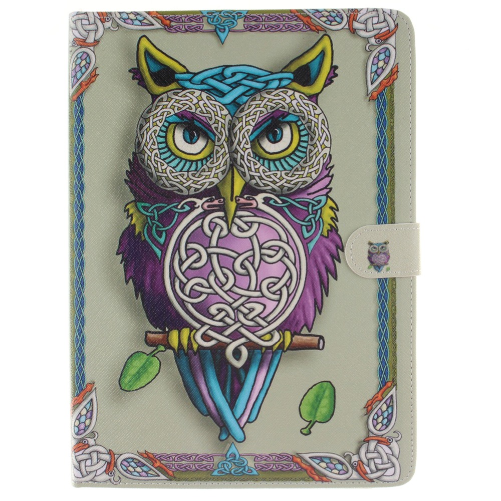 2016 Multifunction Card ID Holders with tablet cover for Apple ipad pro 9 7 Flip PU