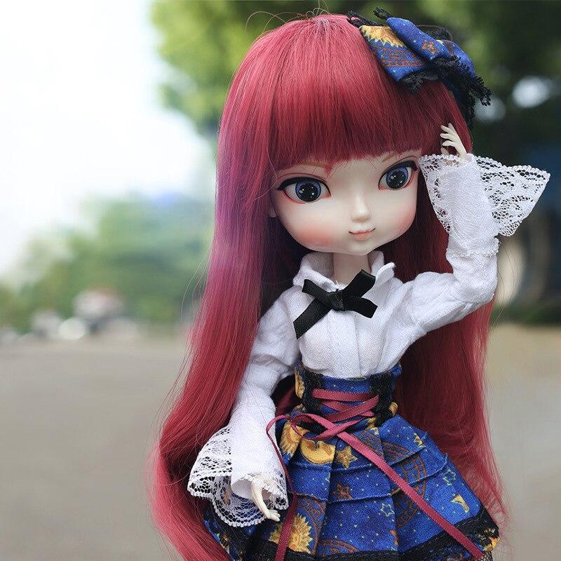 35 cm 1/6 Bjd Sd Bbgirl poupée qualité supérieure Joints Poupées bricolage Fille Poupées Jouets D'anniversaire cadeaux pour Enfant Enfants