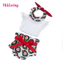 New Years Christmas Baby Suit Costume For Newborn Clothes Girls First Girl Babies Outfit Bebek Giyim