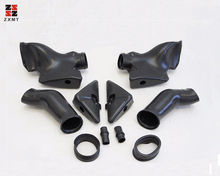 цена на ZXMT ABS Ram Air Intake Tube Ducts Duct Kit Fit For Honda Motorcycle CBR600RR CBR 600RR 2003 2004 F5
