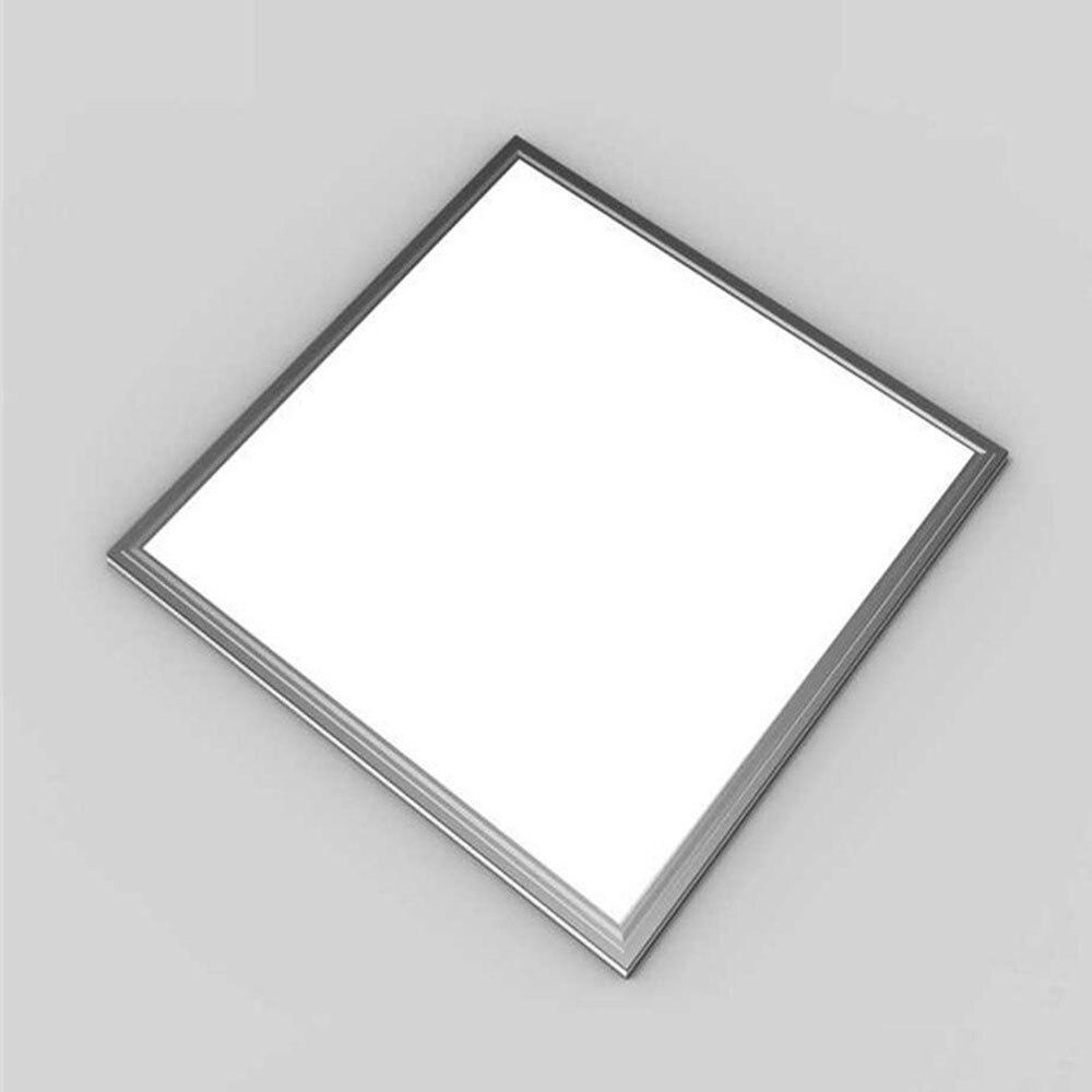 8 PCS Alta Brilhante Painel de LED Praça Luz 600x600 36 W 48 W 72 W 2x2 pés Queda Recesso Suspenso Do Teto Da Lâmpada Do Painel 60x60 AC100-240V