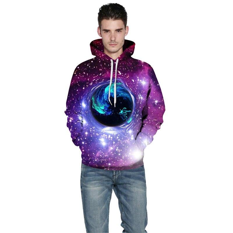 New Fashion Men/Women 3d Sweatshirts Print Black Hole Stars Space Galaxy Black Hole Stars Space Galaxy Hoodies HTB1ZcADSXXXXXbKapXXq6xXFXXXb
