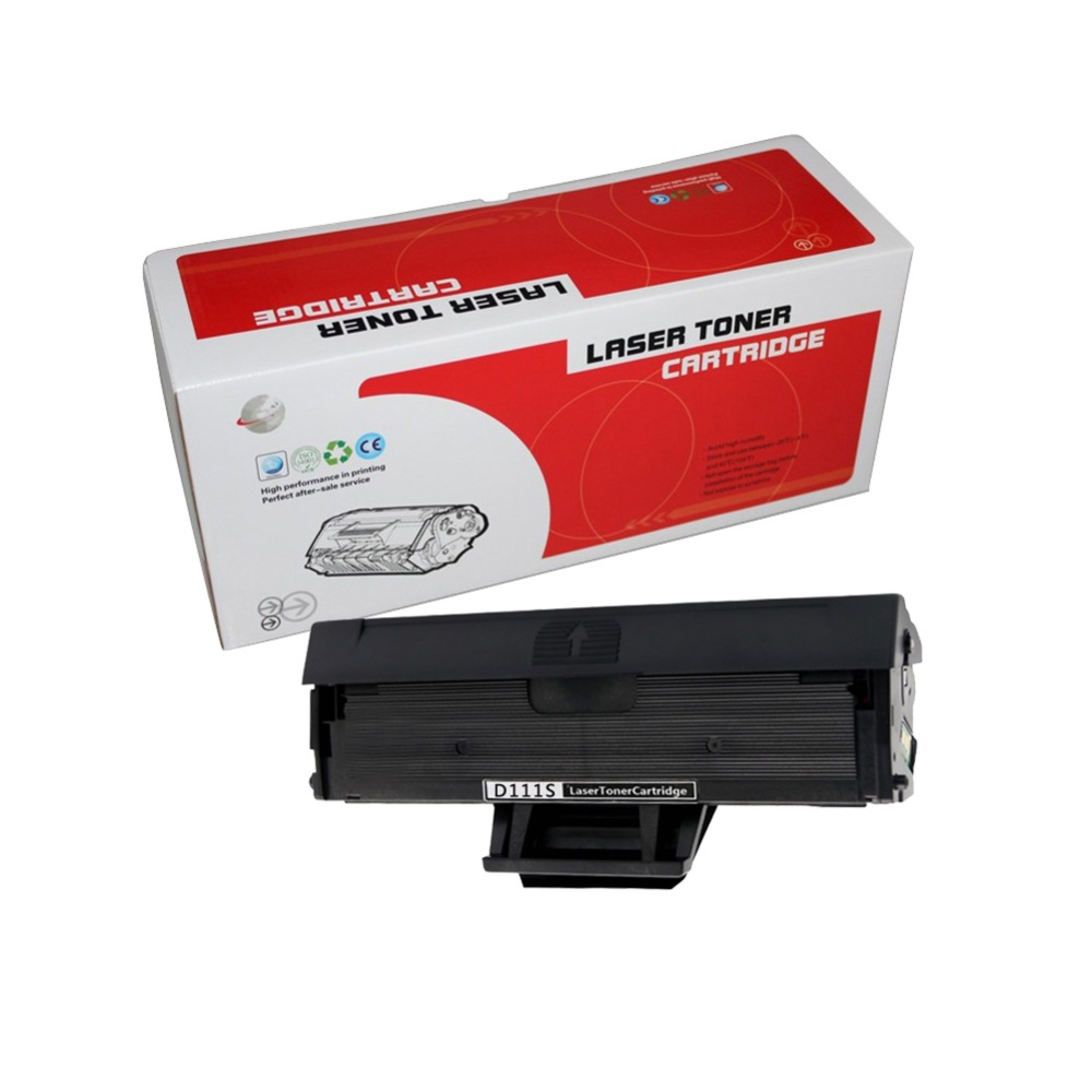 Image 2 - YLC Compatible MLT D111S D111S 111 111s d111 toner cartridge for Samsung M2020 M2020W M2021 M2022 M2070 M2070FW M2071-in Toner Cartridges from Computer & Office