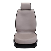 Single 10 Colors Car Styling Auto Car Seat Protector Front Seat Ice Silk Universal Size Auto