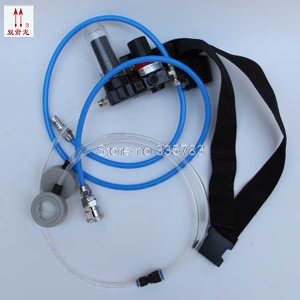 Genuine complete set of Circulating air supply use gas mask 6800 7502 6200 or SJL full gas mask Manufacturers supply mig mag burner gas burner gas linternas wp 17 sr 17 tig welding torch complete 17feet 5meter soldering iron air cooled 150amp