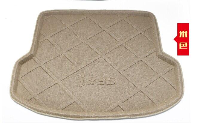 Коврик багажник автомобиля коврик пола протектора автомобиля коврики подушки сиденья автомобиля ковры используется для Hyundai IX35