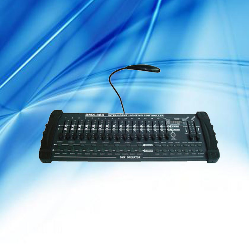 DMX Console DMX 384 Controller For Stage Spot Wash Beam Effects Lighting DMX 512 Controller DJ Controller Equipment