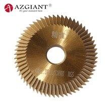 شفرة قاطعة المطحنة P252 60*7.3*12.7 مم لـ Wen Xing ، أدوات الأقفال ، شفرات منشار دائري