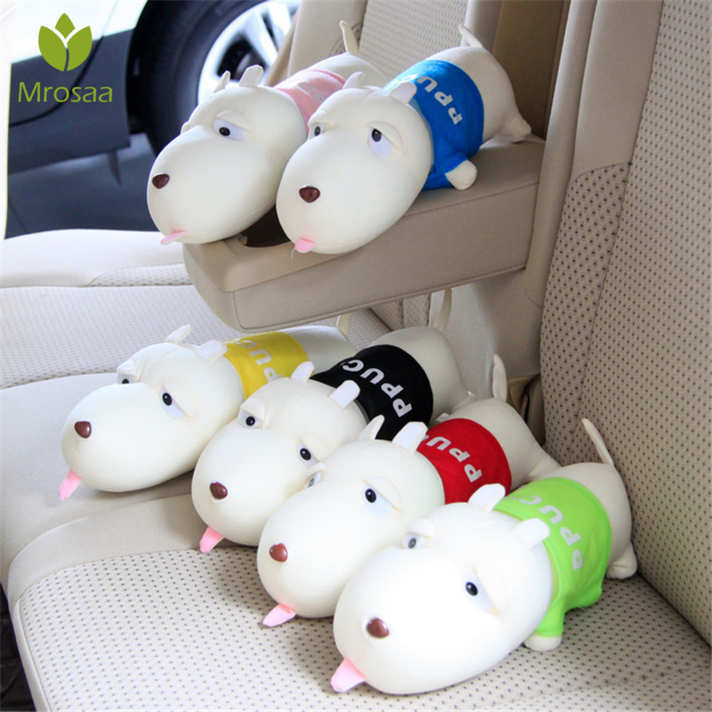 Newest Cute Cartoon Dog Bamboo Charcoal Bag Formaldehyde Odor Absorbing Car Deodorant Air Purifying Activated Carbon Bag