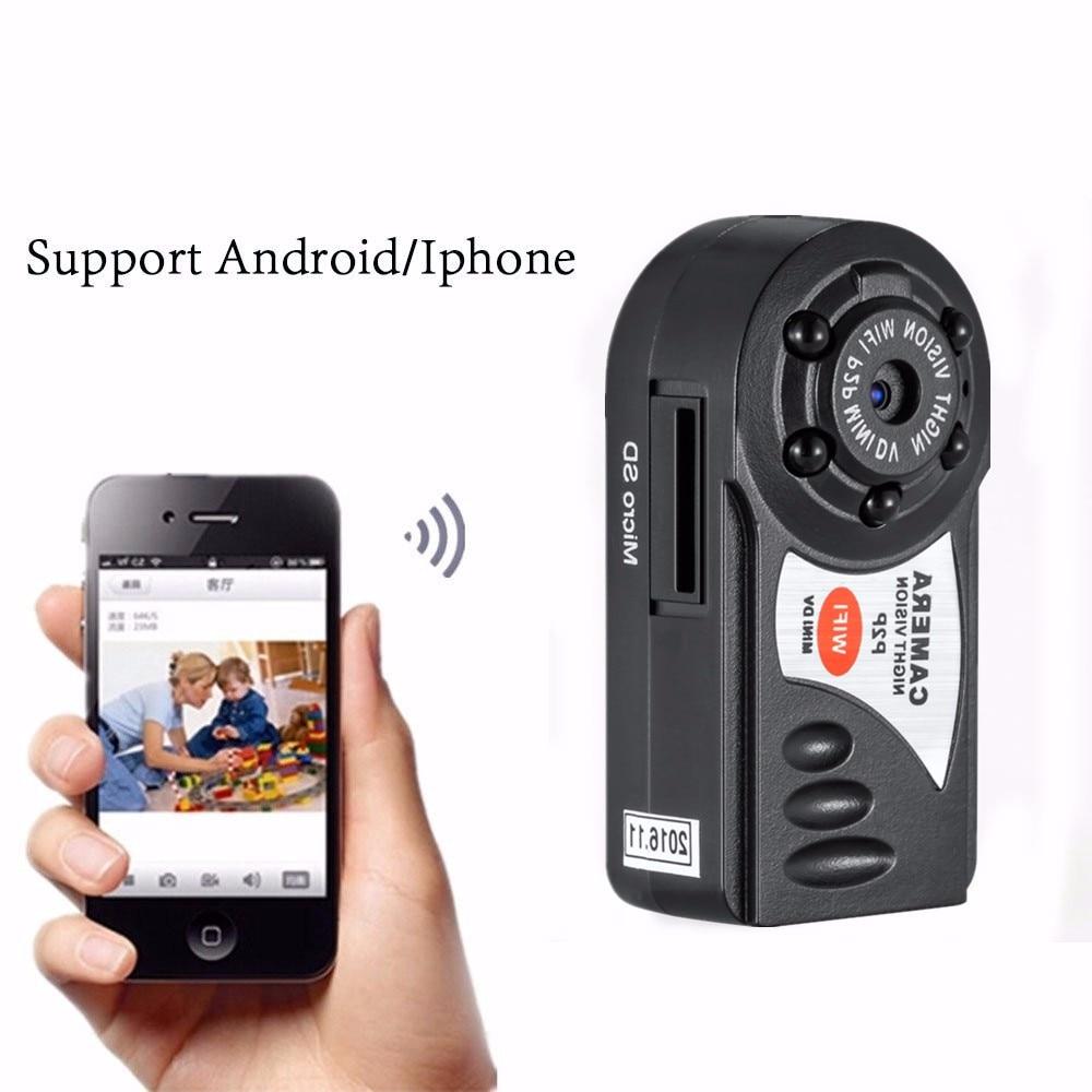 suprer mini wifi hd 720p wireless ip camcorder camera smart the smallest video camera in. Black Bedroom Furniture Sets. Home Design Ideas