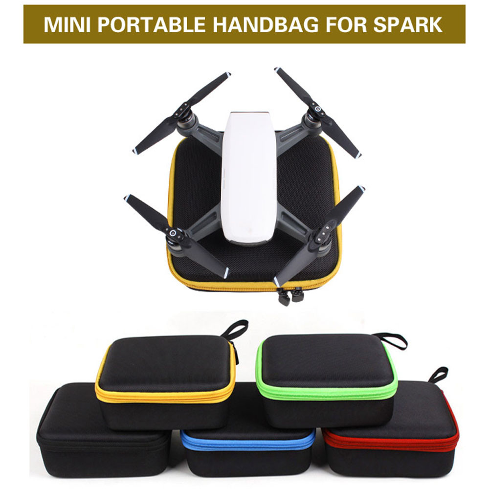 For DJI SPARK Drone Strorage Portable Carrying Travel EVA Case Bag Box 6M9 Drop Shipping