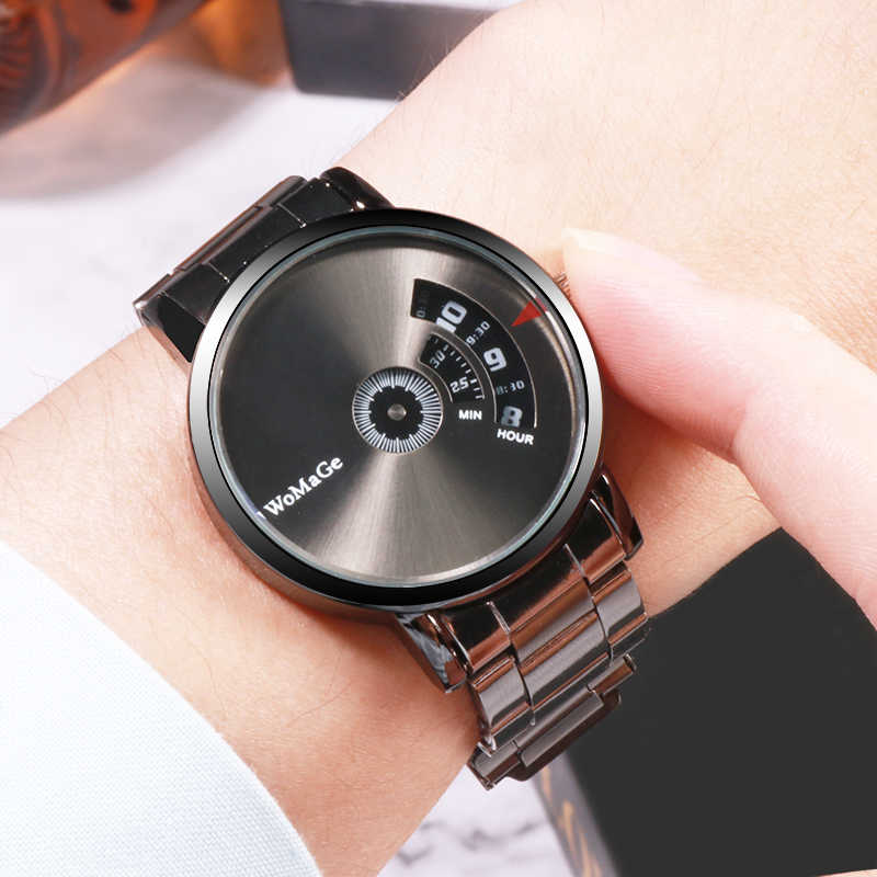 WoMaGe Men's Watch Fashion Luxury Sports Wrist Watch Men Montre Homme Men Watch Watches reloj hombre 2019 Relogio Masculino