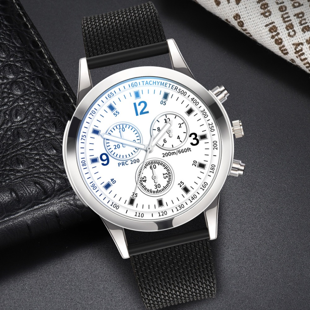 Man's Womens Quartz Analog Wrist Delicate Watch Clock Mens Watches Top Brand Business Watches  Masculino 6
