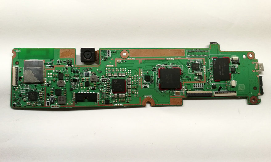 original Tablet PC Mainboard for Asus MeMO Pad FHD 10 ME302C K00A 16G motherboard works well