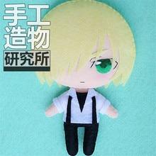 NEW Cosplay Anime YURI!!! on ICE Yuri Plisetsky DIY toy Doll material Handmade Gift