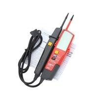 1pcs UNI T UT18D UT18A UT18B UT18C Voltage And Continuity Testers Auto Range Volt Detectors Pen