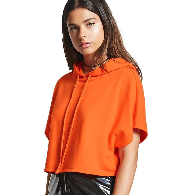 SARSALLYA/Новинка летняя одежда для девочек Студенческая футболка с коротким