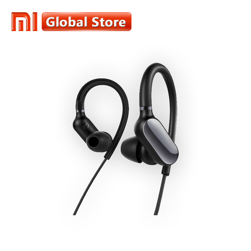 Original Xiaomi Mi Sports Headset Mini Bluetooth 4.1 Wireless Music Sports With Mic Waterproof Earphone For Smart Phone цена