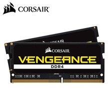 CORSAIR Vengeance RAM SO DIMM DDR4 8GB 2400/2666/3000MHz Notebook Memory 260pin 1.2V DDR4 8G 16G 32GB (2x16GB) for laptop