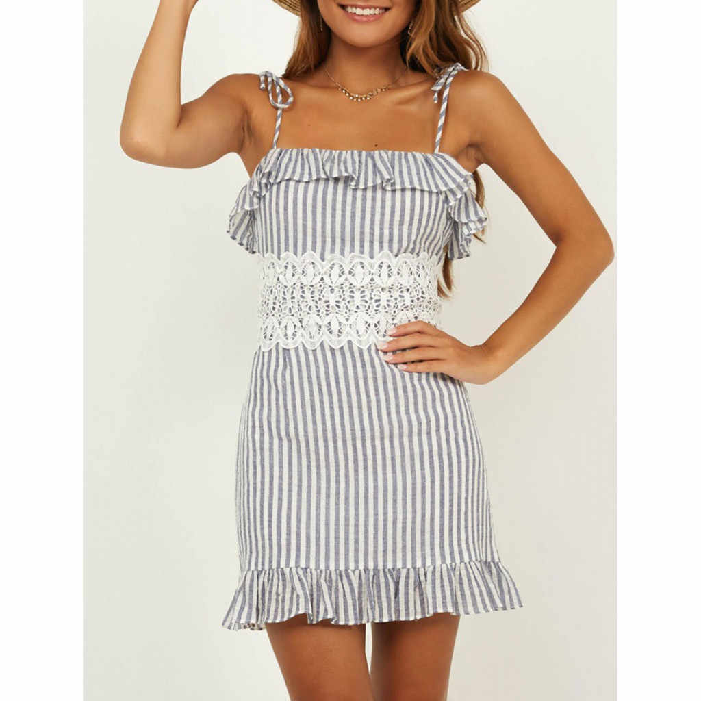 Darmowe strusia koronki drukowanie Off-sukienka na ramiona Plus rozmiar wieczór Party księżniczka sukienka moda plaża tkaniny 2019