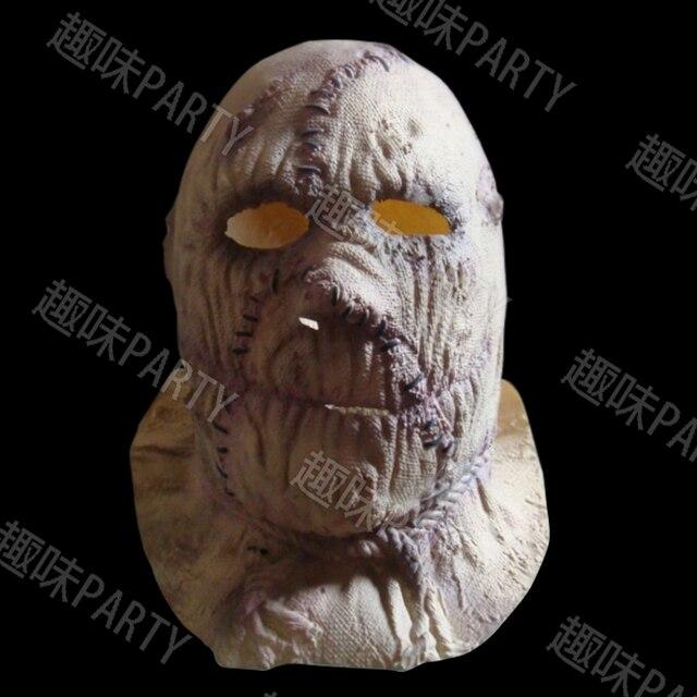 Halloween Mask COS Scarecrow Terrorist Headgear Show Mask Toy