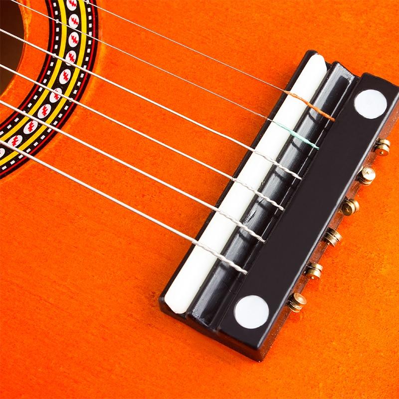 SOACH ukulele concert 21 Inch 6-snarige akoestische gitaar Kids - Muziekinstrumenten - Foto 5