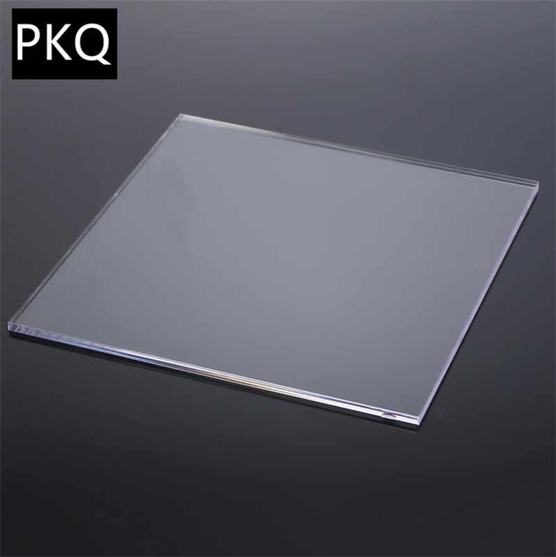 2mm 3mm 4mm 5mm 6mm 8mm 10mm Thickness Transparent Acrylic Board Plexiglass Perspex Sheet Tools Plastic Acrylic Sheet 20x20cm Aliexpress