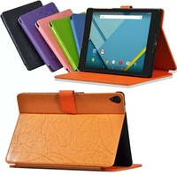 10pcs Lot New Arrival Ultra Slim Printing Pattern Folio Stand Cover Protective Print Leather Case For