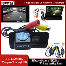 CCD Car RearView Camera for FORD