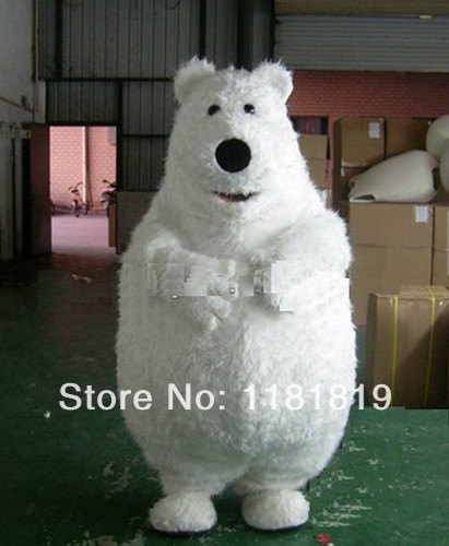 MASCOT polar bear mascot costume custom fancy costume anime cosplay mascotte theme fancy dress carnival costume