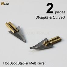 Plastic repair systems,hot staple gun plastic repair kit, melt knife(IK-0034)
