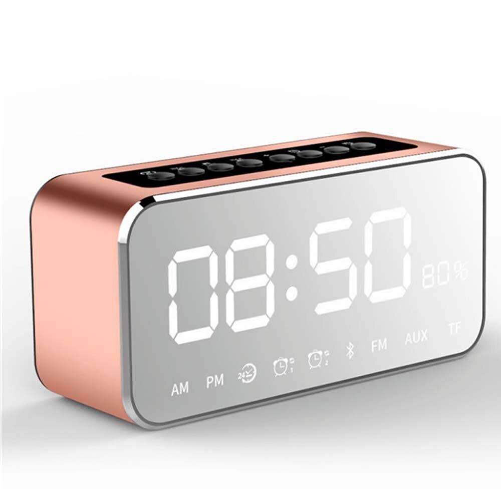 E5312-Mini FM Radio-gold