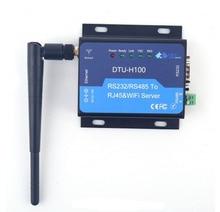 WIFI Serial Port Server RS232/485 Wireless Serial Port Server DTU HF-H100