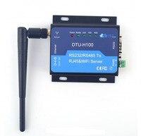 WIFI Server Port Szeregowy RS232/485 Bezprzewodowa DTU Server Port Szeregowy HF-H100