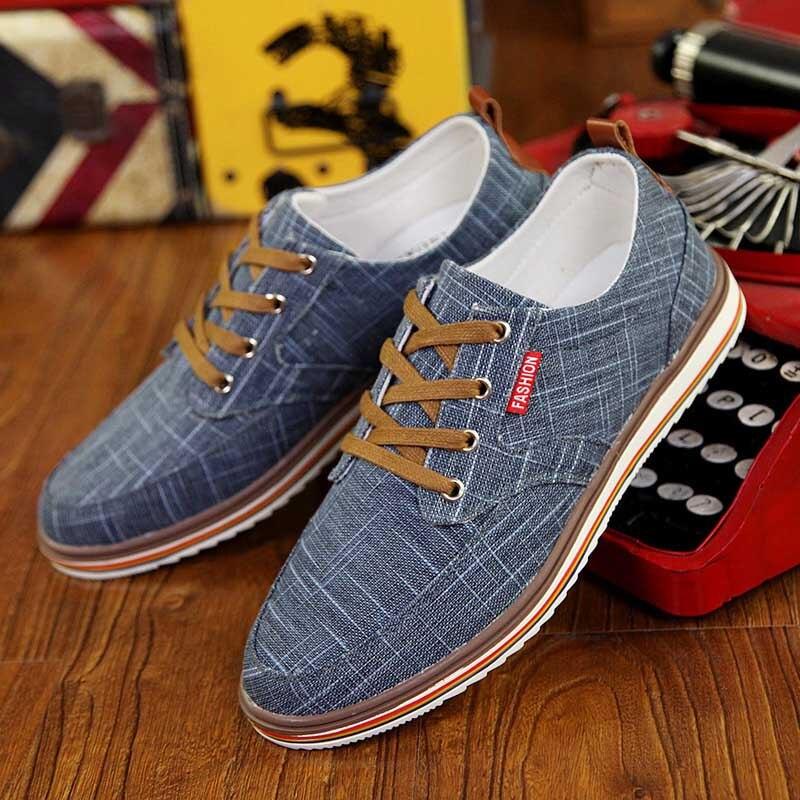 487 Designer Ww gris Taille Cher De Pas Lacent ardoisé Bleu Grande Marque Respirant Chine Chaussures Luxe Masorini Ventes Hommes vxZwqnT6