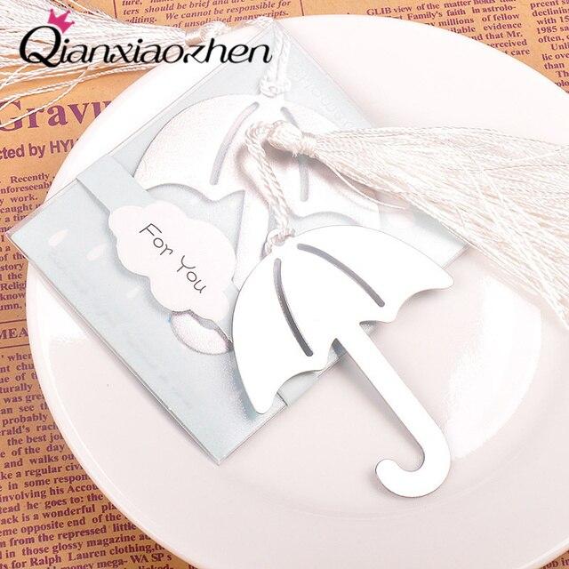 1pcs Umbrella Bookmark Wedding Favors And Gifts Wedding Supplies