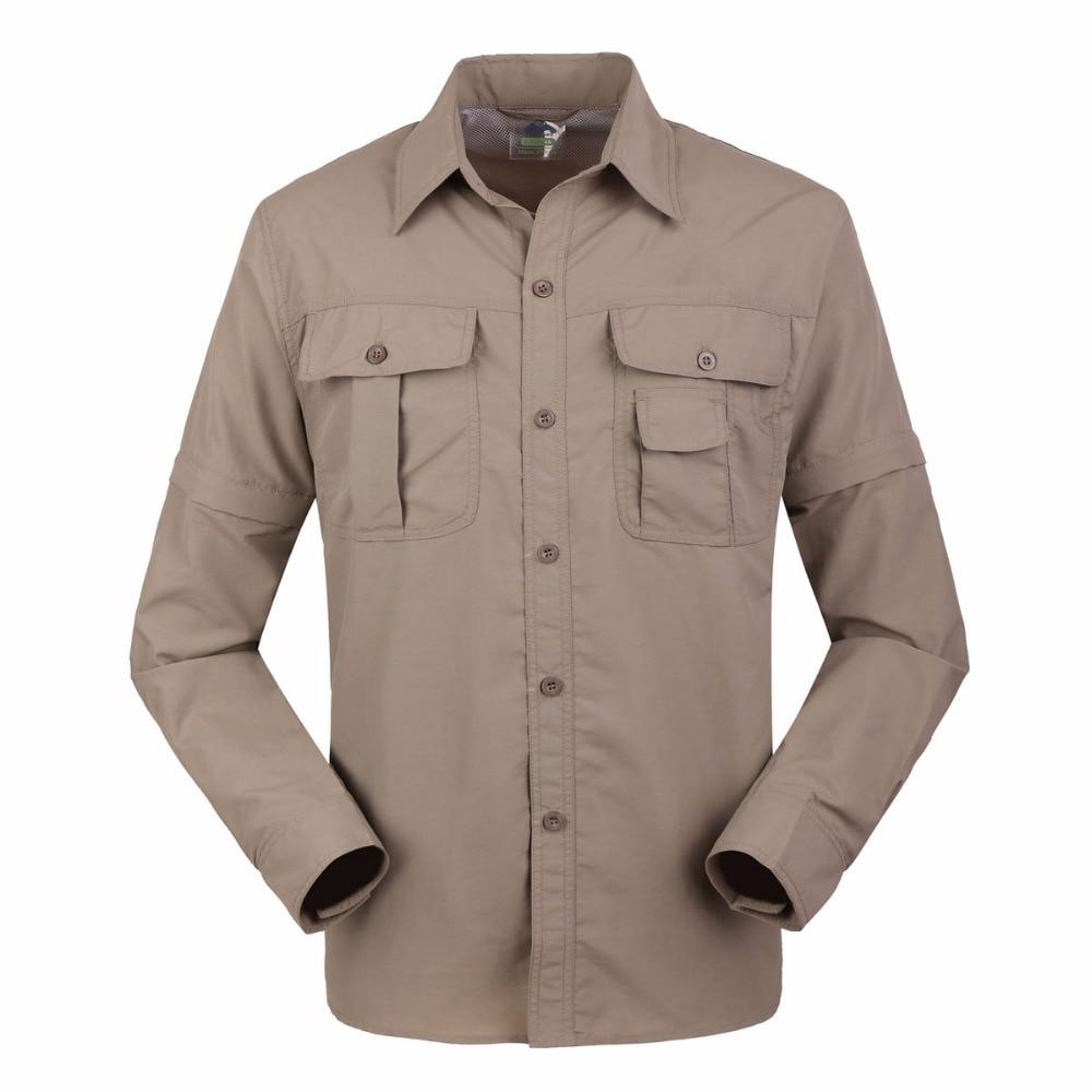 Popular uv long sleeve shirts men buy cheap uv long sleeve for Uv fishing shirts