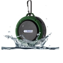 Riotcats Wirless Bluetooth Speaker Built-in mic Stereo  Water-proof Outdoor With Bass Mini Portable