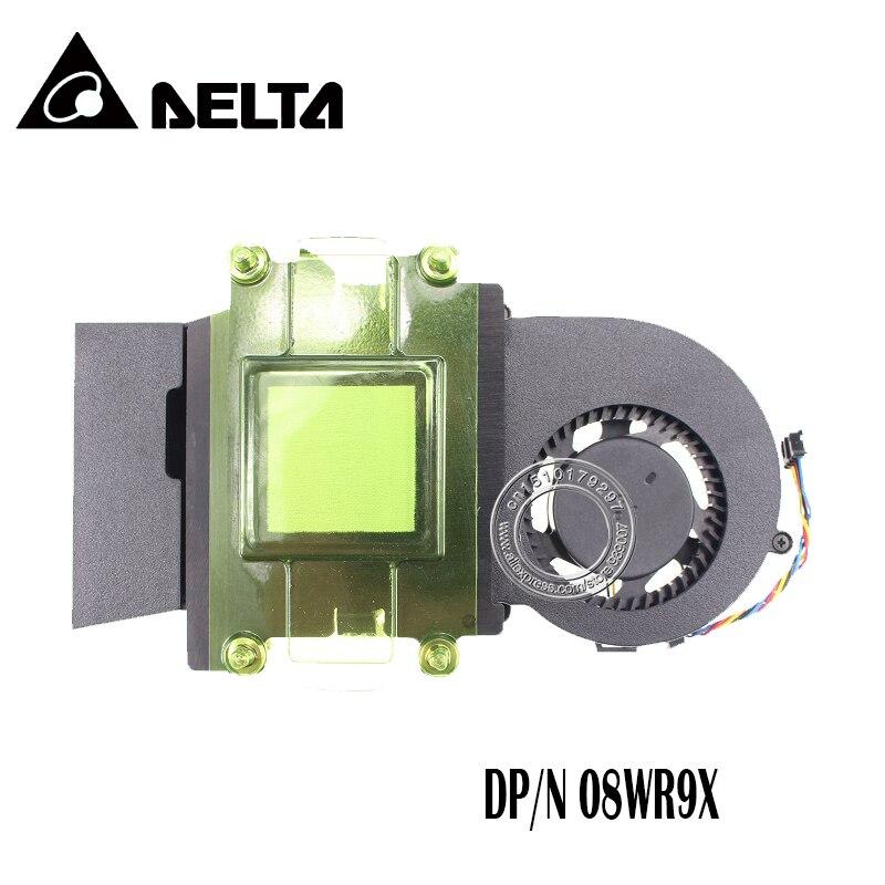 New CPU Cooling Fan And Heatsink For Alienware Alpha / Steam Machine R2 (D07U) Processor Blower