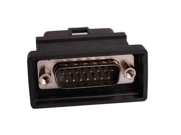 Original Smart OBD 16 E OBDII 16E Smart OBDII 16/16E Connector for Launch X431 Master/GX3 OBD 16E Connector freeship