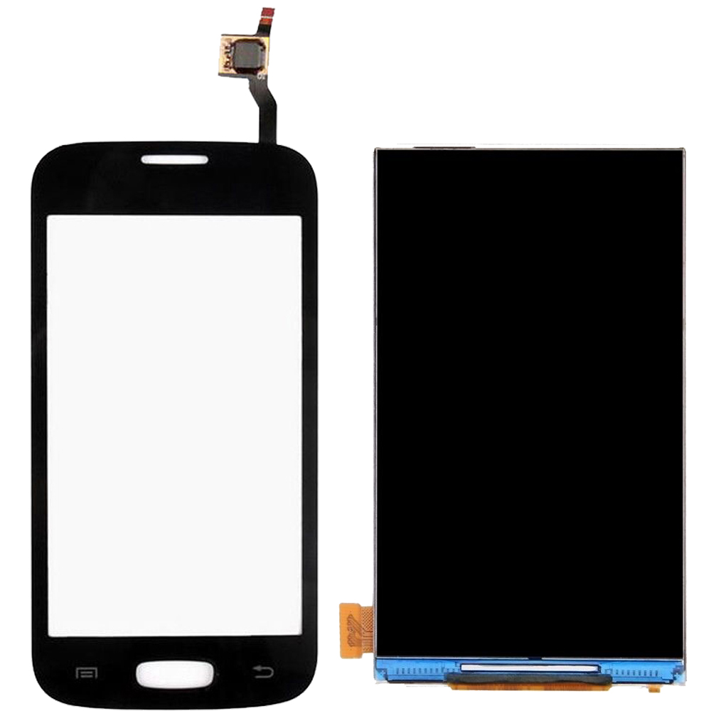 Detail Feedback Questions About For Samsung Galaxy Star Plus Gt Sansung Duos S7260 S7262 Touch Screen Digitizer Sensor Glass Lcd Display Panel Monitor On
