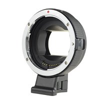 COMMLITE Auto-Focus Mount Adapter EF-NEX voor Canon EF om voor Sony NEX Mount A9 A7M3 A7R3 A7R2 A6500 a6400 a6300